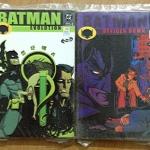 Batman evolution เล่ม 1 + Batman officer down เล่ม 2