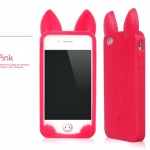 KoKo Cat case_Hot Pink