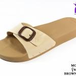 รองเท้าแตะ Monobo Jello โมโนโบ้ รุ่น เจลโล่ สวม สีเบส เบอร์ 5-8