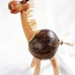 Coconut Shell Horse Saving (ออมสินกะลามะพร้าวม้าน้อย)