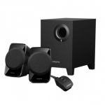 ## สุดเจ๋ง!!! Black Mini Speaker! 2.1 Creative (SBS A120) มาพร้อมรูปลักษณ์ทันสมัย โดดเด่นสุดๆ >>> ให้เสียงคมชัด คุณภาพขั้นเทพ!!!!
