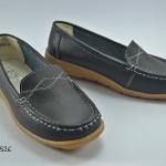 รองเท้าแฟชั่นหุ้มส้น CSB ซีเอสบี รุ่น FZ92-526 สีดำ เบอร์ 36-40