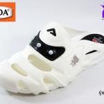 รองเท้าหัวปิด ADDA Pitbull แอดด๊าพิตบลู รหัส 52M01 สีขาว เบอร์ 7-10