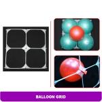 กรอบใส่กำแพงลูกโป่ง/ดอกไม้ ไซส์ใหญ่/ชิ้น Wall balloon Grid -Big - 30 X 30 cm/ Item No.B412