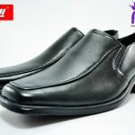 รองเท้าคัทชูชาย ดำ บาโอจิ BAOJI รุ่นBBJ508 สีดำ เบอร์ 36-41