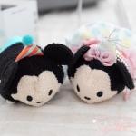 Tsum เซตคู่ Mickey Minnie