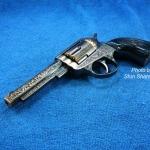 ปืนไฟแช็คโบราณ 1869 ย่อส่วน บอดี้เหล็ก