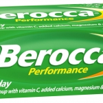 Berocca Performance รสส้ม 15 Tabs