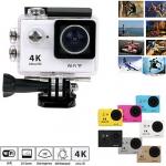 กล้อง Action Camera 4K Ultra HD กันน้ำลึกได้ 30 เมตร อีกทั้งยังสามารถเชื่อมต่อ Wifi ภาพคมชัด
