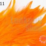 ขนนก สีส้ม 20 ชิ้น