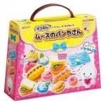 Fuwa Fuwa Mousse Paper Clay : ชุดทำเบเกอรี่ !!!ทานไม่ได้!!!