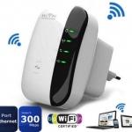 ดูดสัญญาณ WiFi ง่ายๆ แค่เสียบปลั๊ก เพิ่มพื้นที่ในการเล่น WiFi ได้อย่างไร้ขีดจำกัด ด้วยอุปกรณ์ดูด+กระจายสัญญาณ WiFi ให้กว้างขึ้น ไกลกว่าเดิม