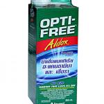 ALCON น้ำยาล้างคอนแทคเลนส์ออฟติ-ฟรี อัลดอกซ์ 355มล. - Alcon Opti-Free Aldox 355 ml 1ขวด (ล้างคอนแทค)
