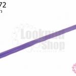 ซิปล็อค TW สีม่วง 18นิ้ว(1เส้น)
