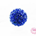 บอลเพชร เกรดดี 10 มิล สีน้ำเงิน