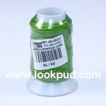 เชือกเทียน ตรากีตาร์(ม้วนเล็ก) สีเขียว918