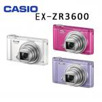 กล้องฟรุ้งฟริ้ง Casio Exilim ZR3600 รุ่นใหม่มาแรง ถ่ายสวย ฟรุ้งฟริ้ง อมชมพู wifi + bluetooth แต่เพิ่มความสะดวก ส่งรูปแบบ QR code