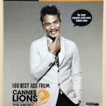 a day 133 ฉบับ อะเดย์ 100 Best Ad from Cannes Lion