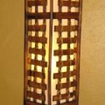โคมไฟไม้ไผ่แบบตั้งพื้น Bamboo Floor Lamp 7