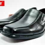 รองเท้าคัทชูชาย ดำ บาโอจิ BAOJI รุ่นBBJ557 สีดำ เบอร์ 36-41