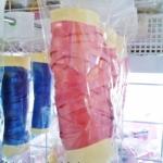 ริบบิ้น สีแดง สำหรับผูกลูกโป่ง ยาว 10 เมตร - Ribbon Red Color For Balloon