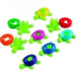 ของเล่นเสริมพัฒนาการ Smart Splash Shape Shell Turtles