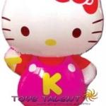 Hello Kitty Walking Balloons - คิตตี้บอลลูน สีชมพู / Item No. TL-K004