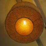 โคมไฟหวายแบบแขวนเพดาน Rattan Ceiling Lamp (RCL010)