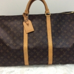 Louis vuitton keepall 60 ปี 2001