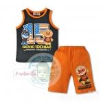 ชุดเสื้อกล้าม+กางเกง Anpanman EA06