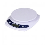 เครื่องชั่งดิจิตอล ตาชั่งดิจิตอล เครื่องชั่งอาหาร เครื่องชั่งน้ำหนัก 7Kg ความละเอียด 1g Accuracy Home Use Digital Scale