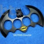 BATMAN Knuckle (สนับมือมนุษย์ค้างคาว) สีดำ