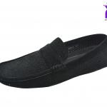รองเท้าหุ้มส้น Fashion แฟชั่น รุ่น MM819 สีดำ เบอร์ 41-44