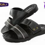 รองเท้าเพื่อสุขภาพ DEBLU เดอบลู รุ่น M8685 สีดำ เบอร์ 39-44