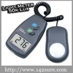 LX1010B เครื่องวัดแสง ความสว่างแสง Digital Light Lux Meter 0 - 50,000 Lux