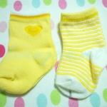 ถุงเท้าแพค 2 คู่ 8-10 ซม. MSB15