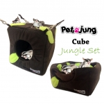 PJ-CUB002-JG2 PetsJunG - Cubes Jungle Set ลูกเต๋า