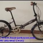 SIFT จักรยานพับ