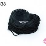 เชือกร่ม สีดำ (1มัด/20กรัม)