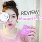 Macqueen Mineral CC Cushion Cover ซีซีครีม (ตลับจริง + รีฟิล) No.21 (ผิวขาว)
