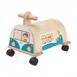 ของเล่นไม้ ของเล่นเด็ก ของเล่นเสริมพัฒนาการ Scooter (Girly) (ส่งฟรี)