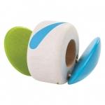 ของเล่นไม้ ของเล่นเด็ก ของเล่นเสริมพัฒนาการ Clapping Roller (ส่งฟรี)