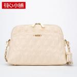 กระเป๋า Axixi พร้อมส่ง รหัส NM11983-2 สีเบจ สะพายข้างผู้หญิง สวยๆ