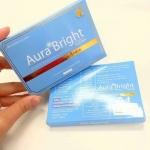 ออร่าไบรท์ กล่องฟ้า (Aurabright Allina L-Glutathione & Co-Q10) โฉมใหม่ ราคา 100 บาท