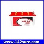 SBD027 : โซล่าแบตเตอรี่ Deep Cycele ให้กำลังไฟมากกว่าแบตเตอรี่ธรรมดาถึง 5เท่า VOLTA TBL1600 Double Deep Cycle 150ah