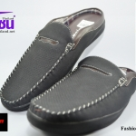 คัชชูแฟชั่น Fashion สีดำ รุ่นMM858 เบอร์41-45
