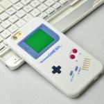 ** พร้อมส่งค่ะ ** เคส iPhone 6+/6s plus ลาย Gameboy สีขาว