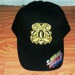 หมวก รีบอร์ด สีดำ