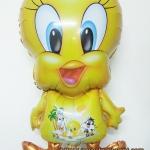 ลูกโป่งฟลอย์ Tweety ทวิสตี้ - Tweety Foil Balloon / Item No. TL-A084
