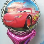 บอลลูนเป่าลม ลายการ์ตูน Cars / Item No. TL-M015